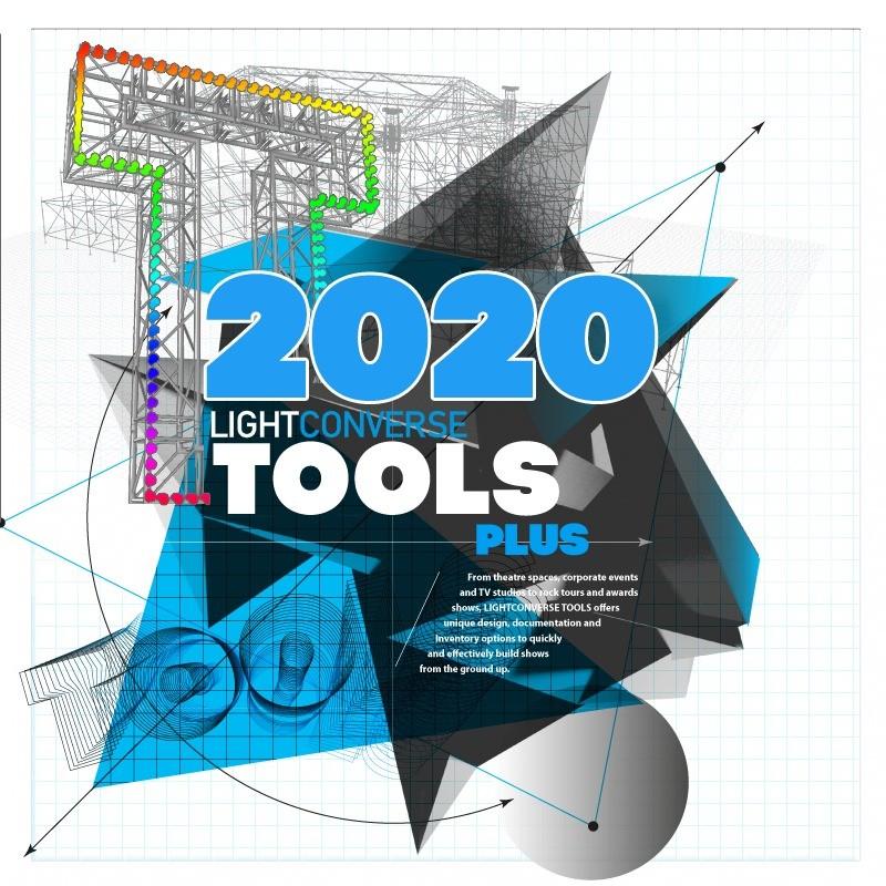 LIGHTCONVERSE TOOLS PLUS 2020