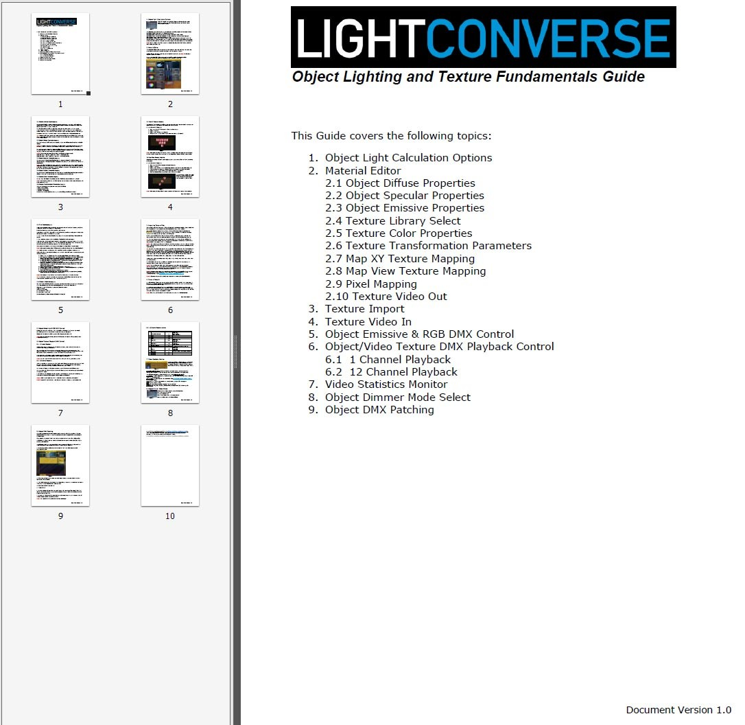 Object Lighting Texture Fundamentals Guide.pdf